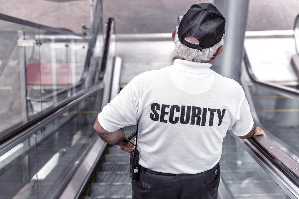 agent securite